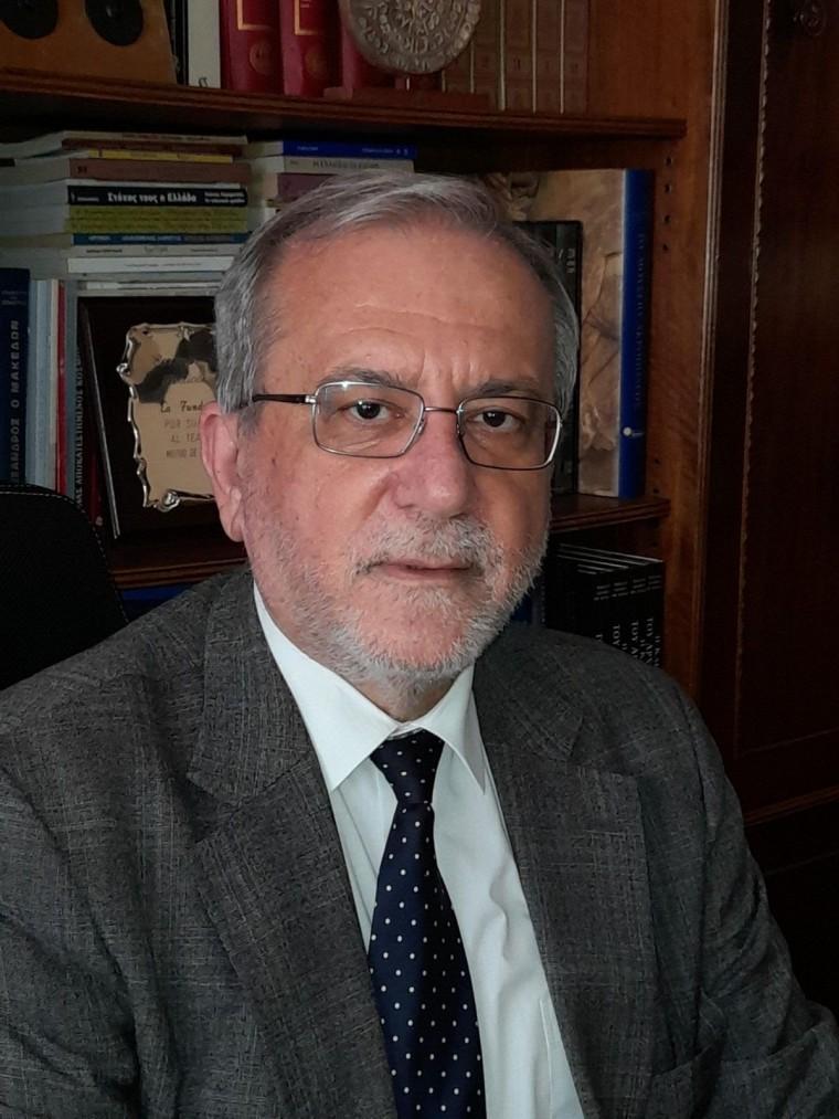 Anastasios Varelas MA. MBA